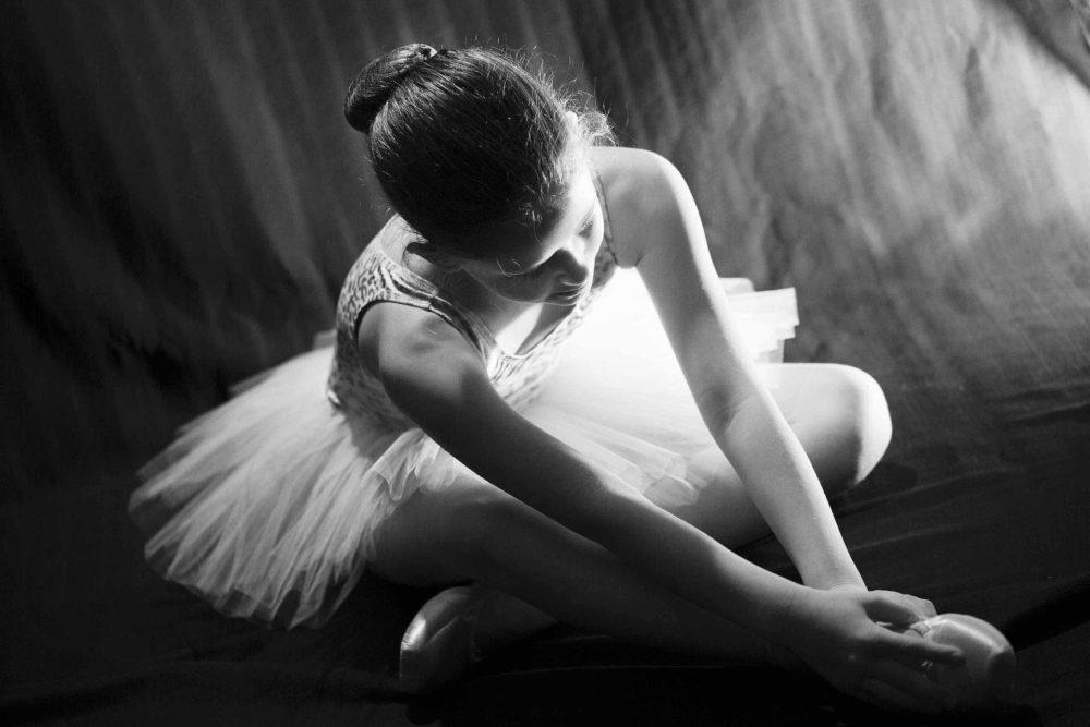 Patrizia Bastianello Fotografia - ritratto bambina ballerina Vicenza